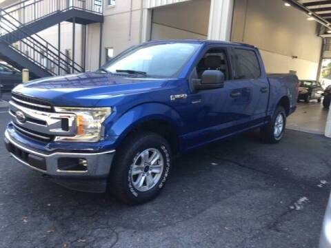 2018 Ford F-150 for sale at Summit Credit Union Auto Buying Service in Winston Salem NC
