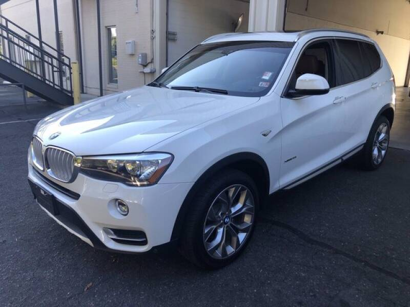 2016 BMW X3 for sale at Summit Credit Union Auto Buying Service in Winston Salem NC