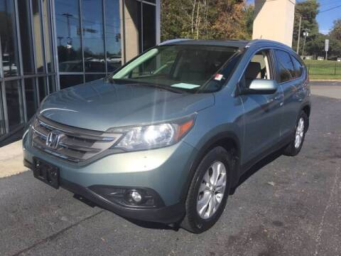 2012 Honda CR-V for sale at Summit Credit Union Auto Buying Service in Winston Salem NC
