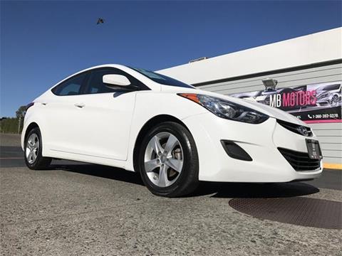 2013 Hyundai Elantra for sale in Ferndale, WA
