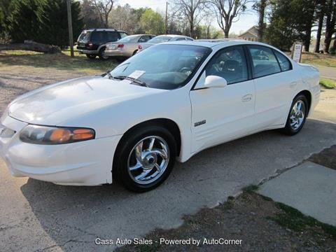 2001 Pontiac Bonneville For Sale In Daphne Al