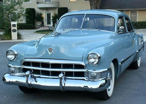 1949 Cadillac Series 62 for sale in Lakeland, FL