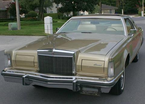 1979 Lincoln Mark V for sale in Lakeland, FL