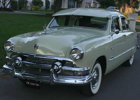 1951 Ford Deluxe for sale in Lakeland, FL