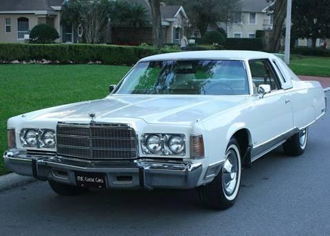 1975 Chrysler New Yorker for sale in Lakeland, FL
