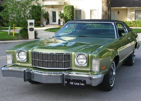 1974 Ford Torino for sale in Lakeland, FL