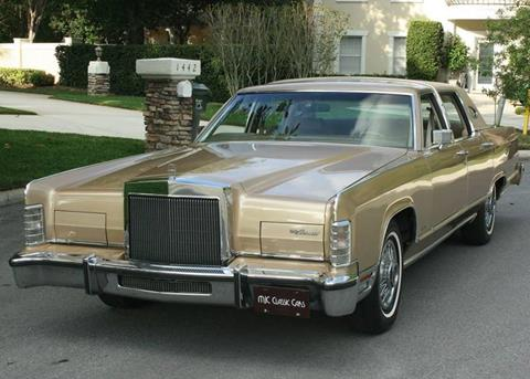 1979 Lincoln Town Car For Sale - Carsforsale.com®