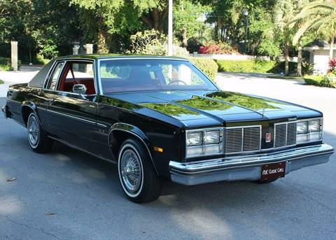 1977 Oldsmobile Delta Eighty-Eight Royale for sale in Lakeland, FL