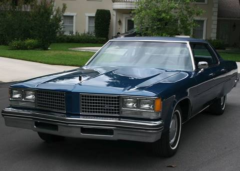 1976 Oldsmobile Ninety-Eight for sale in Lakeland, FL