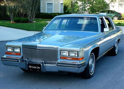 1988 Cadillac Brougham for sale in Lakeland, FL