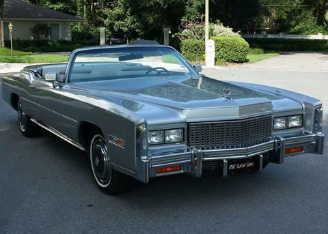 1976 Cadillac Eldorado for sale in Lakeland, FL