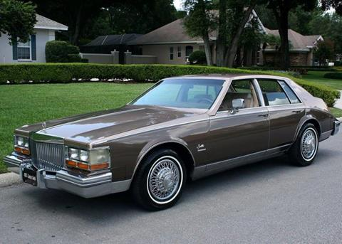1980 Cadillac Seville for sale in Lakeland, FL
