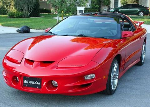 1999 Pontiac Firebird for sale in Lakeland, FL
