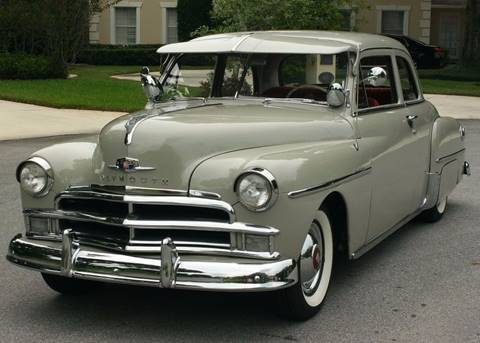 1950 Plymouth Deluxe for sale in Lakeland, FL