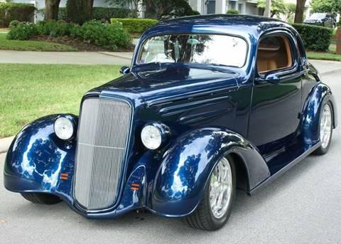 1935 Chevrolet Master Deluxe for sale in Lakeland, FL