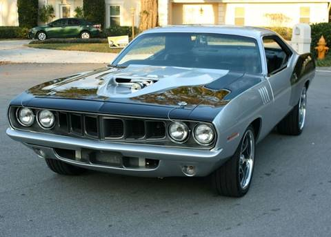 Plymouth Barracuda For Sale In Bayside NY
