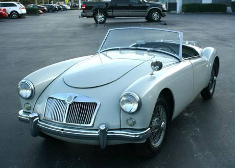 1959 MG MGB for sale in Lakeland, FL