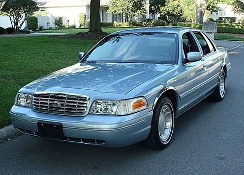 2000 Ford Crown Victoria For Sale In Rhode Island Carsforsale