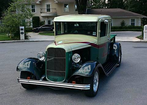 1933 Ford Panel Truck for sale in Lakeland, FL