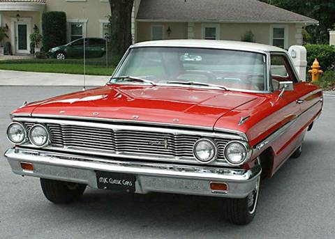 1964 Ford Galaxie 500 for sale in Lakeland, FL