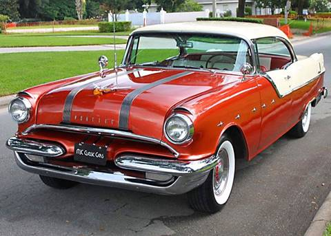 1955 Pontiac Star Chief for sale in Lakeland, FL