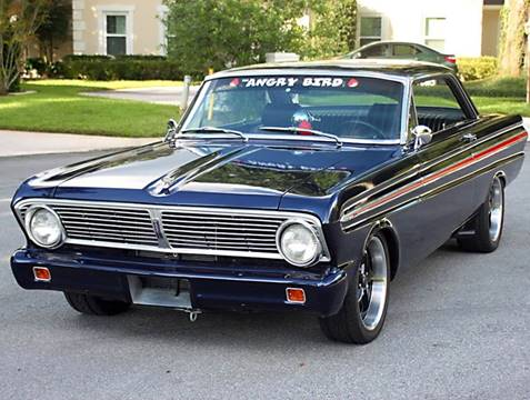 used 1965 ford falcon for sale. Black Bedroom Furniture Sets. Home Design Ideas