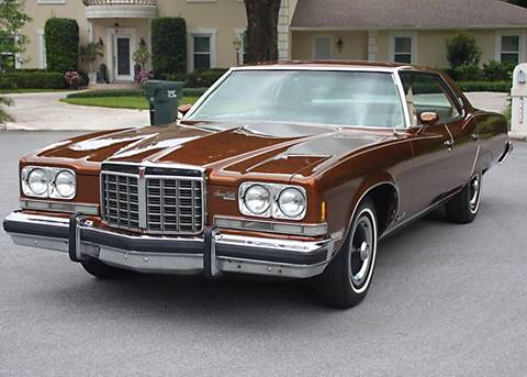 1974 Pontiac Grand Ville for sale in Lakeland, FL