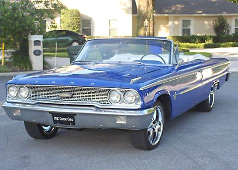 1963 Ford Galaxie for sale in Lakeland, FL
