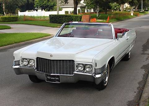 1970 Cadillac DeVille for sale in Lakeland, FL