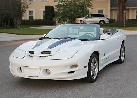 1999 Pontiac Trans Am for sale in Lakeland, FL
