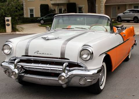 1956 Pontiac Star Chief for sale in Lakeland, FL