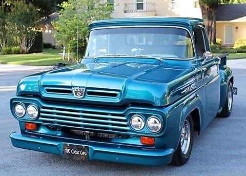 1959 Ford F-100 for sale in Lakeland, FL