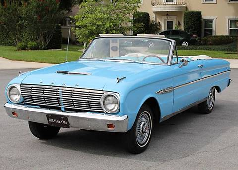 1963 Ford Falcon for sale in Lakeland, FL
