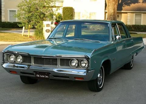 1968 Dodge Polara for sale in Lakeland, FL