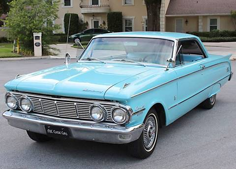 1963 Mercury Comet for sale in Lakeland, FL