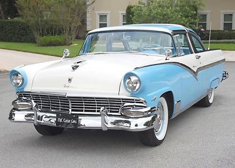 Ok Cars Lakeland Fl >> Used 1956 Ford Crown Victoria For Sale in Tulsa, OK ...