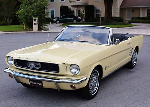 1966 Ford Mustang for sale in Lakeland, FL