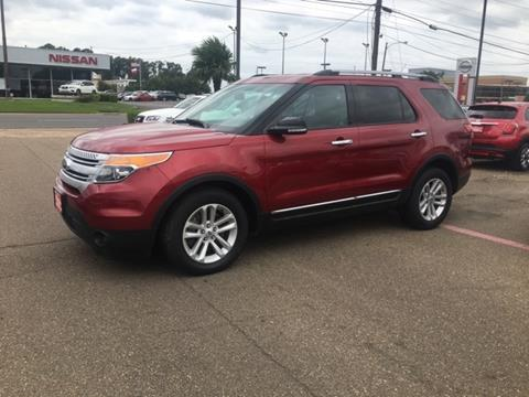 2014 Ford Explorer for sale in Texarkana, TX