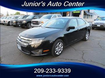 2011 Ford Fusion for sale in Merced, CA