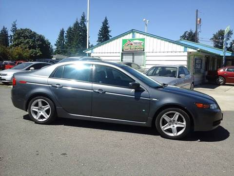 2005 Acura Tl For Sale In Washington Carsforsale
