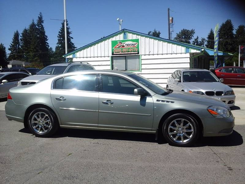 Extreme Auto Sales >> 2006 Buick Lucerne Cxl V8 In Puyallup Wa Extreme Auto Sales Inc