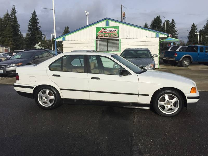 1994 BMW 3 Series 318i In Puyallup WA - Extreme Auto Sales Inc
