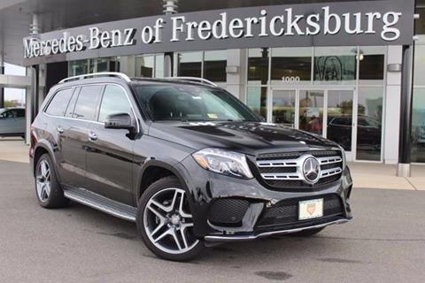 2017 Mercedes-Benz GLS for sale in Fredericksburg, VA