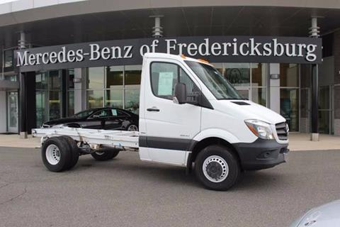 2015 Mercedes-Benz Sprinter for sale in Fredericksburg, VA
