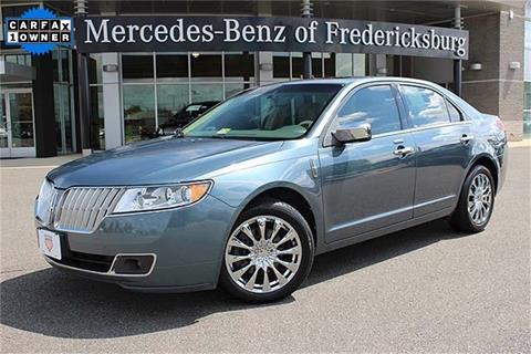 2012 Lincoln MKZ for sale in Fredericksburg, VA