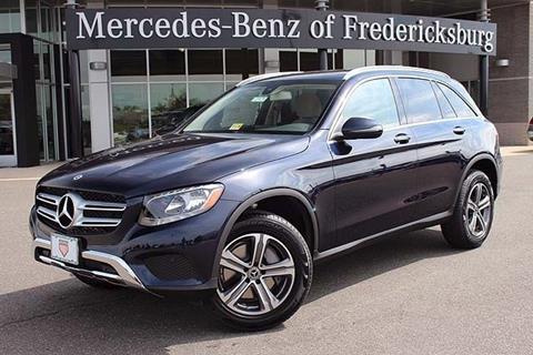 2018 Mercedes-Benz GLC for sale in Fredericksburg, VA
