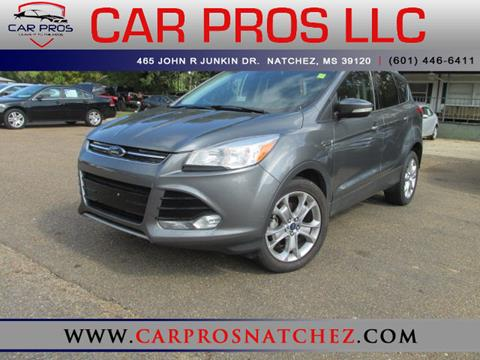 2014 Ford Escape for sale in Natchez, MS