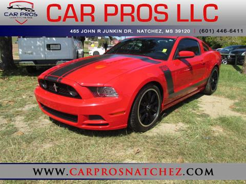 2013 Ford Mustang for sale in Natchez, MS