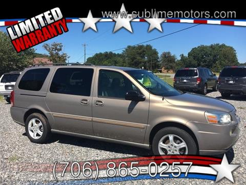 2006 Chevrolet Uplander for sale in Cleveland, GA