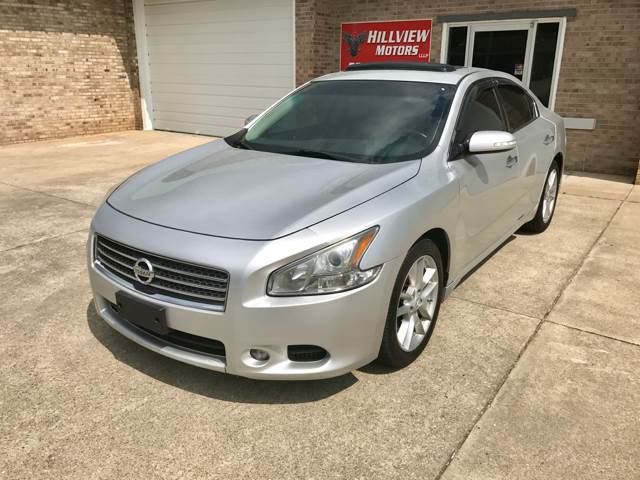 2011 Nissan Maxima for sale at HillView Motors in Shepherdsville KY